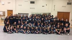 2018 Dance Clinic Group Photo