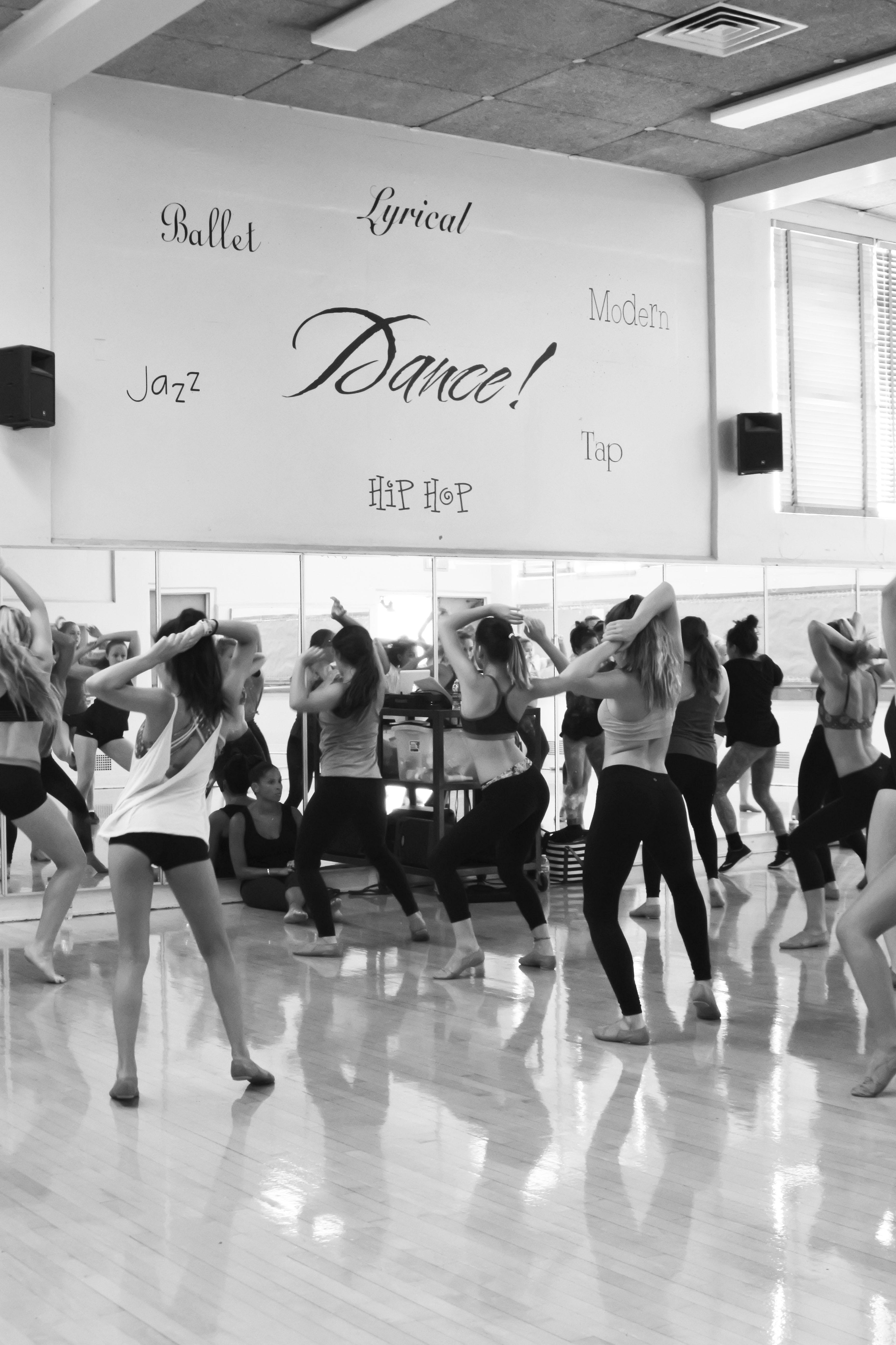 ADV Dance Camp