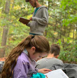 Outdoor Learning Opportunities for Healthy Students