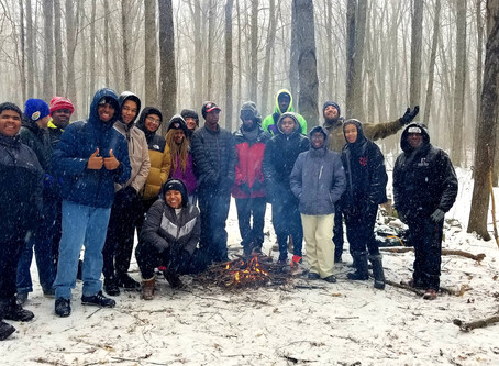 Children's Outdoor Bill of Rights brings leaders, residents together