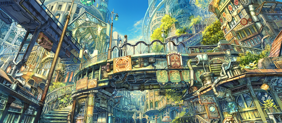 Solarpunk as an Optimistic Vision of the Future: An Introduction