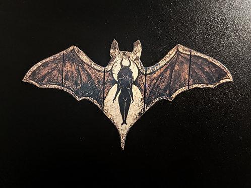 """Batty B*tch"" Magnet"