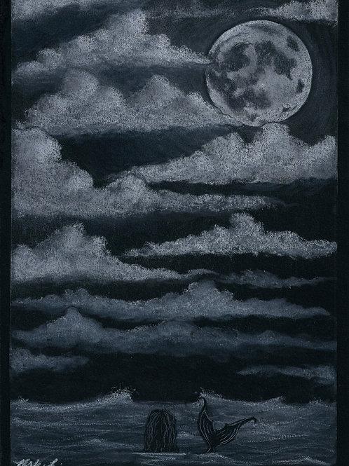 """Print """"Mermaid's Hope"""""""