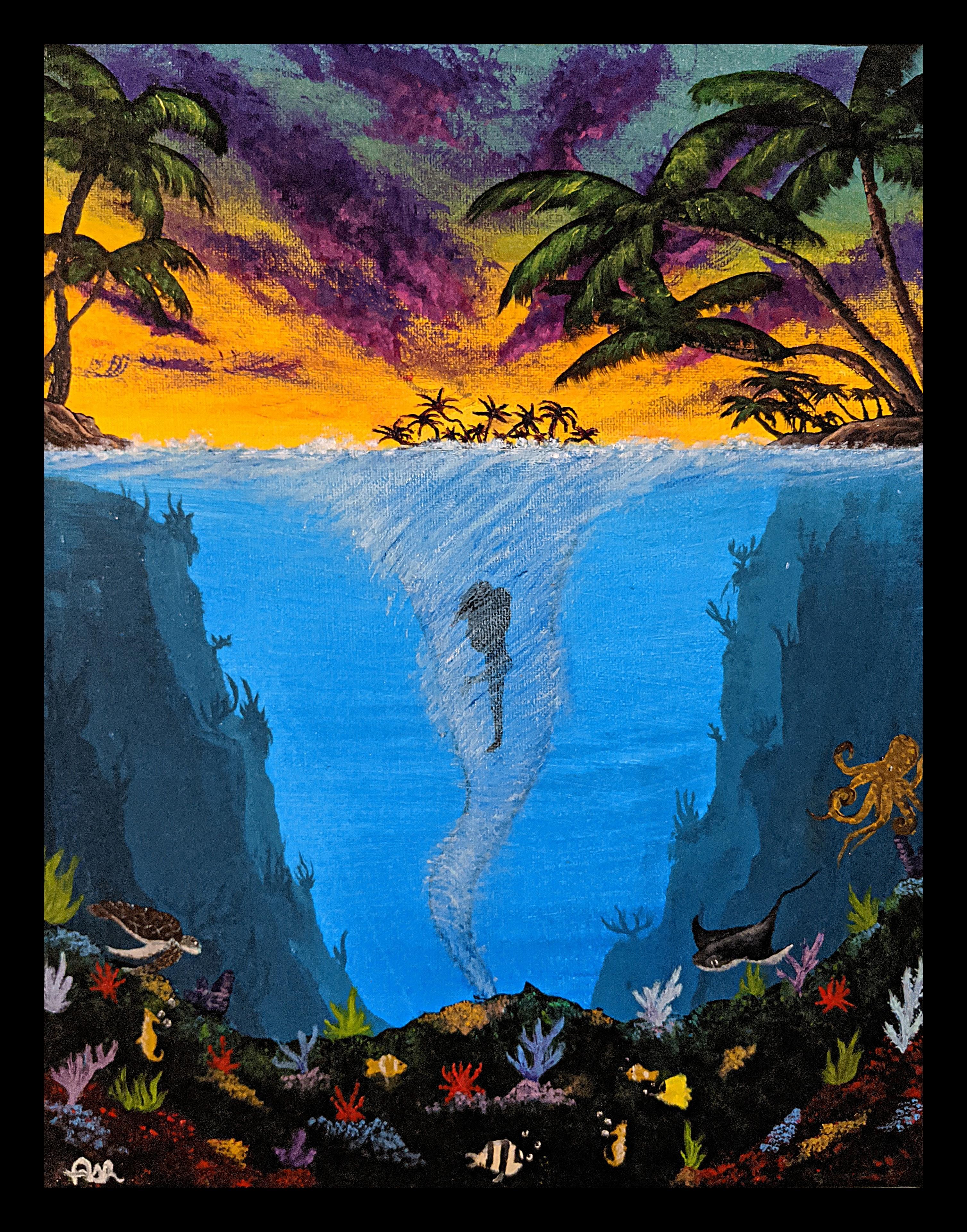 """""""Lover's Paradise"""" Ash. L."""
