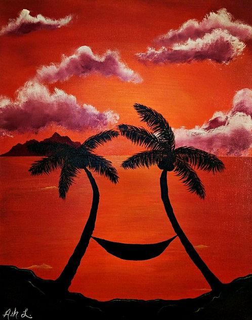 """""""Lazy Beach"""" by Ash. L."""