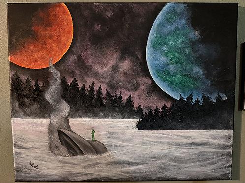 """Crash Landing"" by Ash. L."
