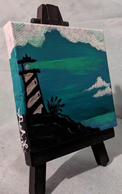 A mini lighthouse - Ash. L.