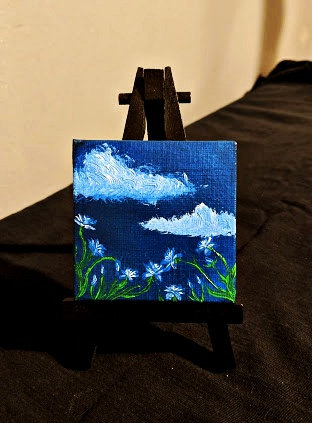 A Little Blue Dream by Ash. L.