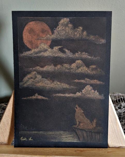 """""""Moonlit"""" by Ash. L."""