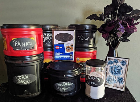 Trash-tivity: Coffee Containers