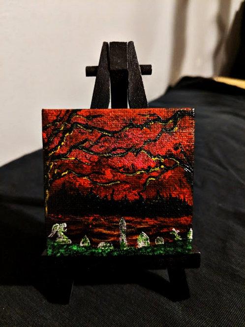 The Little End by Ash. L.
