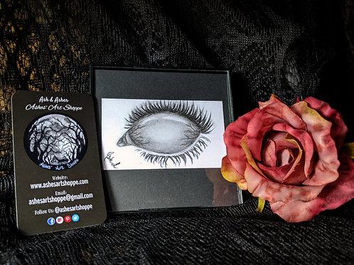 Mini Eye Sketch