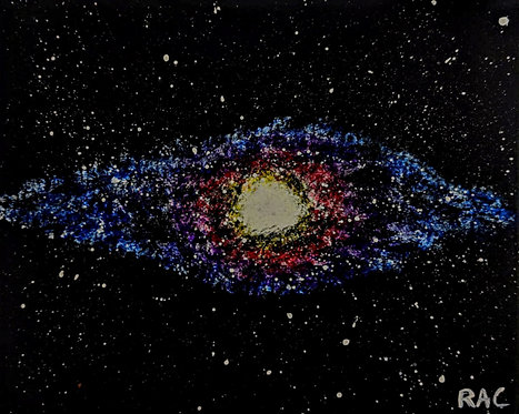 """""""Galaxeye"""" by Asher"""