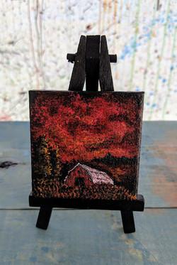 A barn mini - Ash. L.