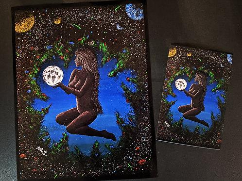 """Print """"Gaia"""""""