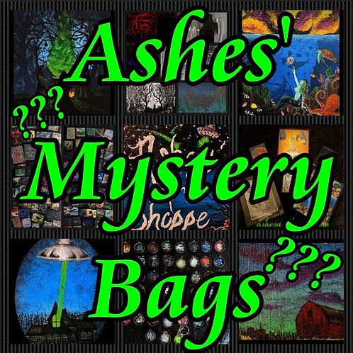 Ashes' Mystery Bags