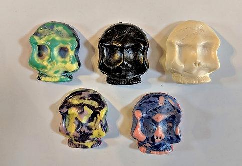 Skull Head Magnets