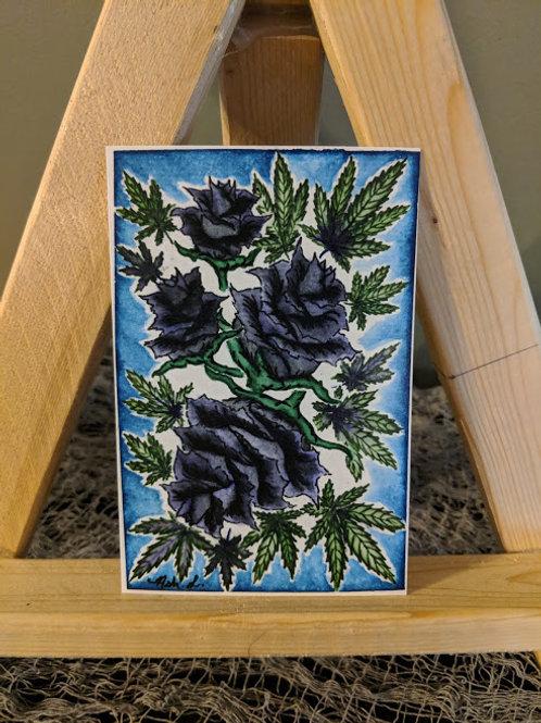 """""""Rosebuds"""" Print"""