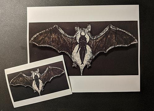 "Print ""Batty Bitch"""