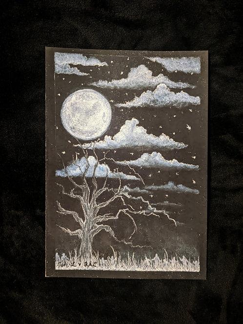 """""""Moonwalk"""" Print"""