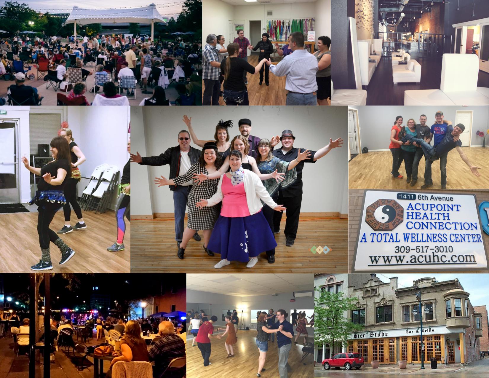Dance Lessons | Moline | QC SoDa