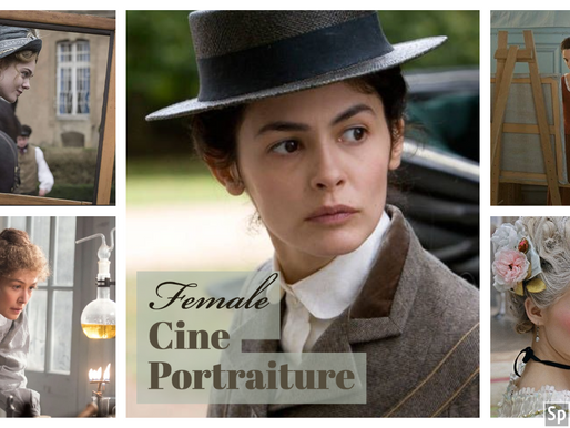 Female Cine Portraitures: Part 1