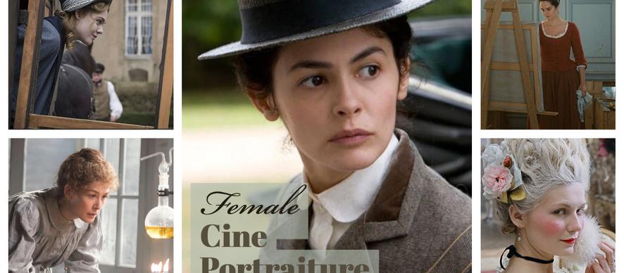 Female Cine Portraitures: Part 1