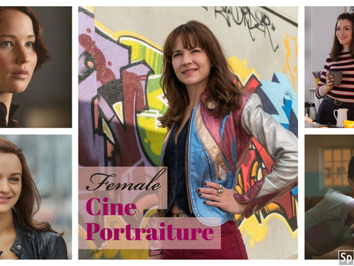 Female Cine Portraiture: Part 3