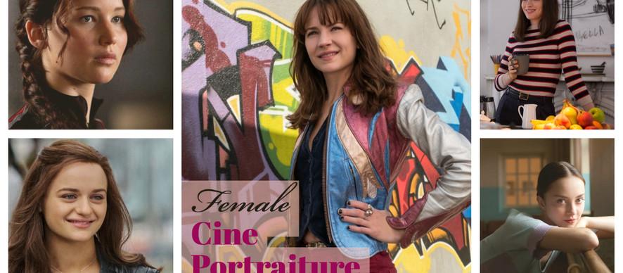 Female Cine Portraiture: Part 3