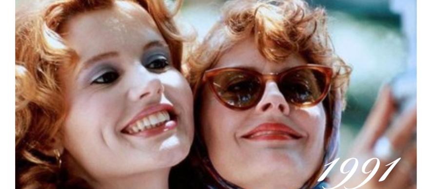 Movies: written by women about women. Part 1:1990s