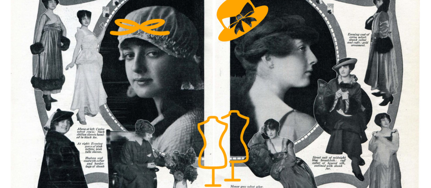 Going to The Beginning: Movies, Style, and Individuality – 1910s