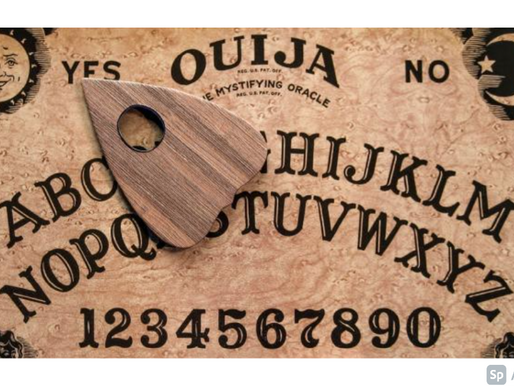 Movies: Ouija Board as Truth Communicator