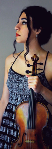 Maya Abboud, viola