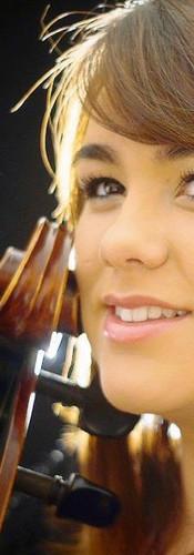Stephanie Flores-Guerrero, cello