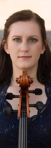 Korynne Bolt, cello