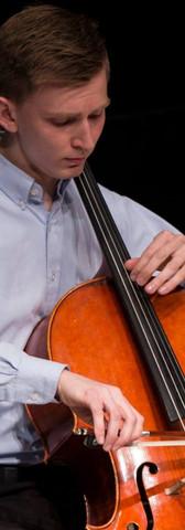 Riley Beranek, cello