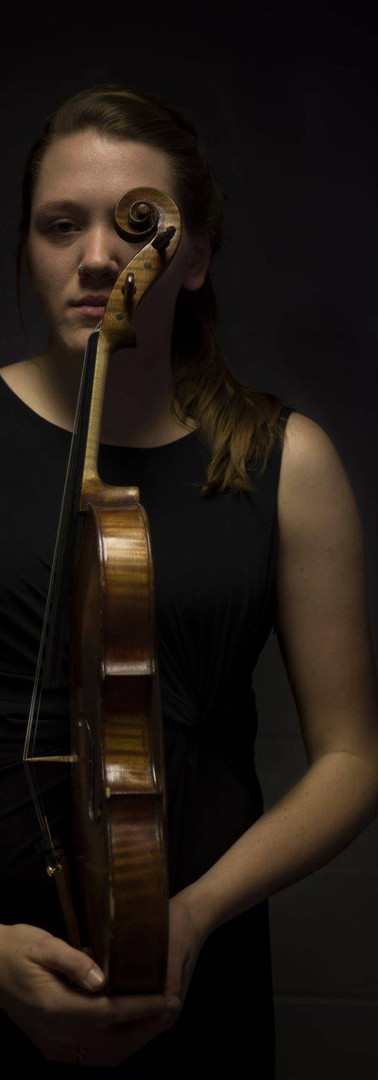 Rebecca Vieker, viola, founder emeritus