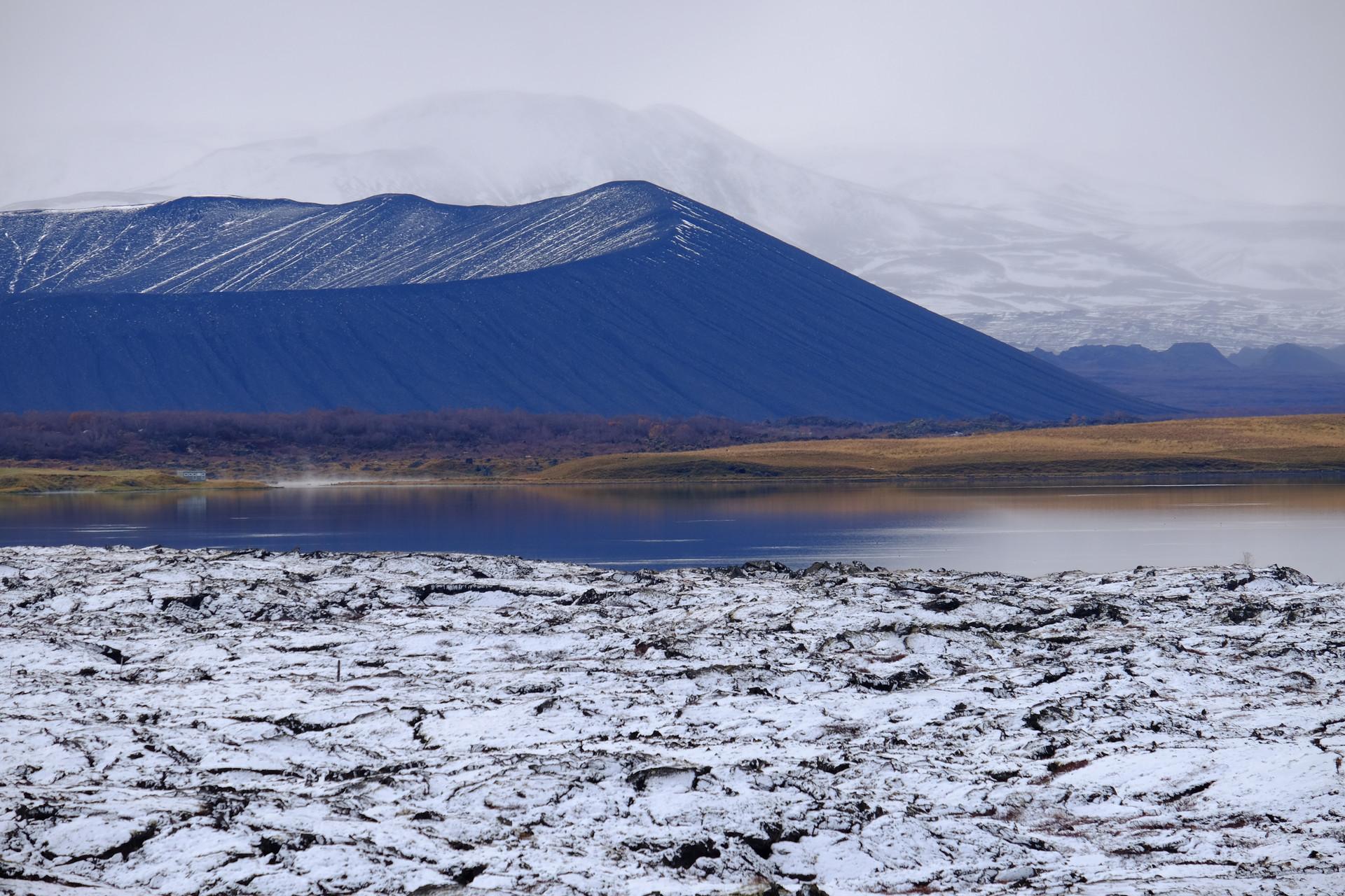Myvtan Lake