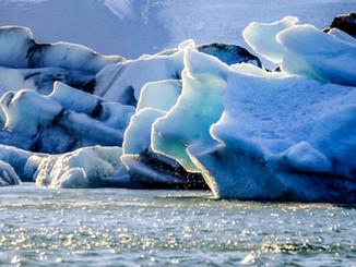 Fjallsárlón Iceberg