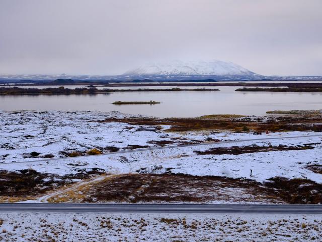 Myvtan Lake, Iceland