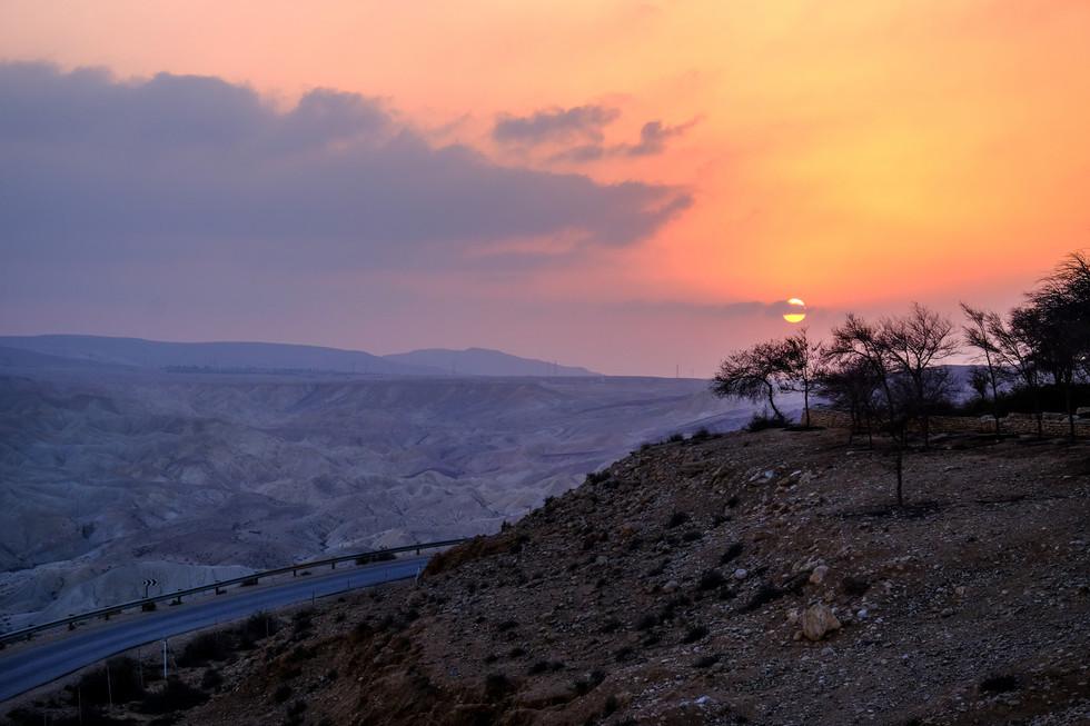 Sde Boker-Negev Desert and Zin Valley