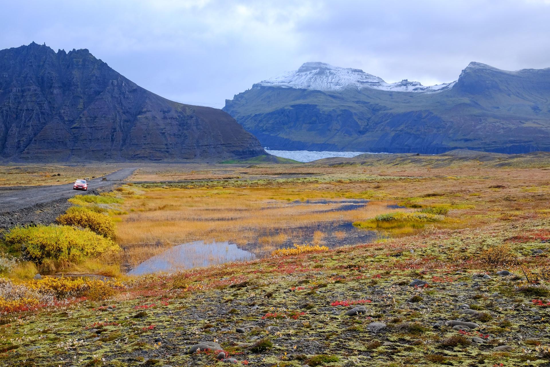 Skaftafell _ Vatnajökull National Park