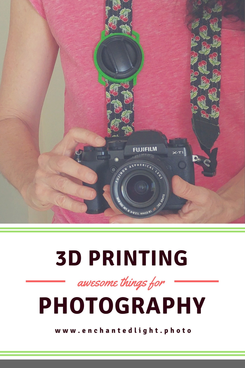 3D Printing for Photography