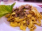 homemade-fettuccine-truffle-Le-Sorelle-Delray-Beach