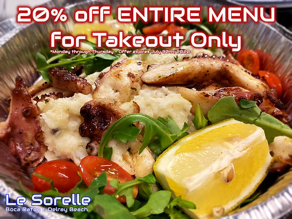 20off-entire-nenu-le-sorelle-restaurant-