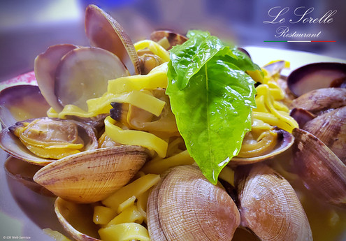 homemade-fettuccine-clams-Le-Sorelle-res