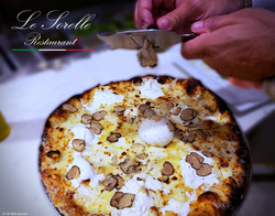 truffle burrata pizza Delray Beach