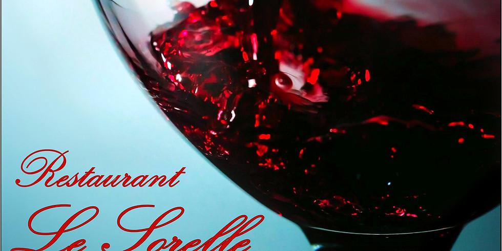 Italian Wine Experience with Tapas - Le Sorelle Restaurant
