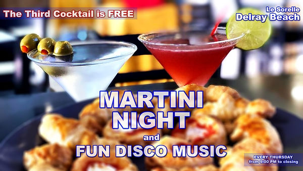 martini-night-le-sorelle-restaurant-delr