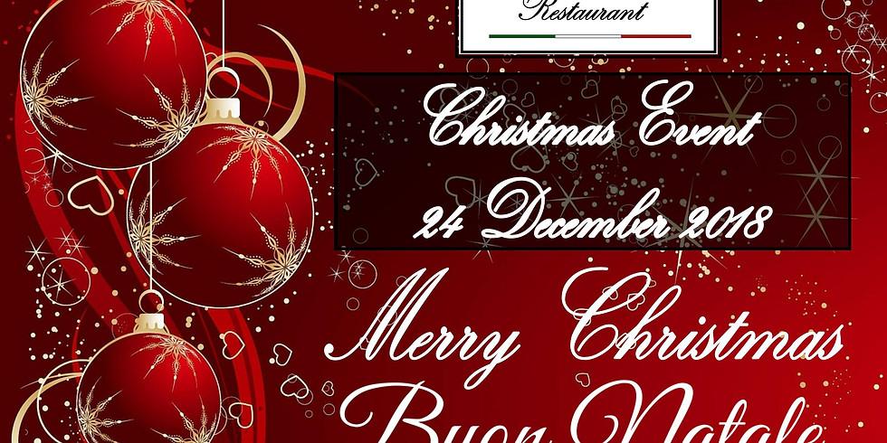 Christmas Event - Le Sorelle Boca Raton
